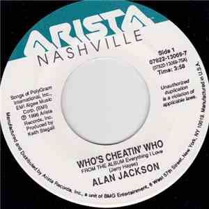 Alan Jackson  - Who's Cheatin' Who download mp3