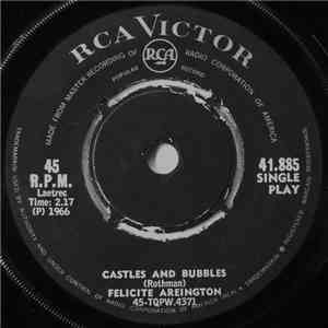 Felicite Areington, Virginia Lee With Glad Tidings - Castles And Bubbles / The Land I Love download mp3