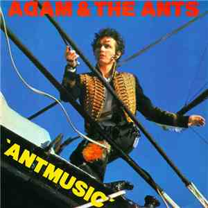 Adam & The Ants - Antmusic download mp3