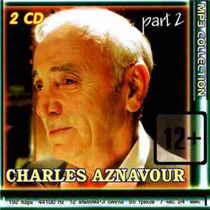 Charles Aznavour - MP3 Collection Part 2 download mp3