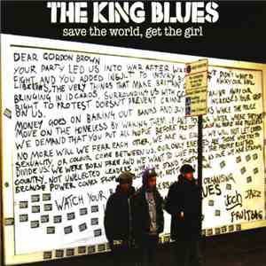 The King Blues - Save The World, Get The Girl download mp3