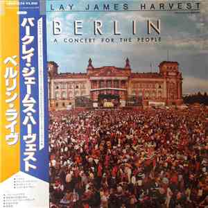 Barclay James Harvest - A Concert For The People (Berlin) download mp3
