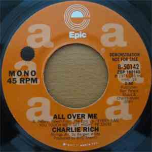 Charlie Rich - All Over Me download mp3