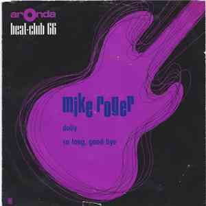 Mike Roger And His Machine-Guns - Dolly / So Long, Good Bye download mp3