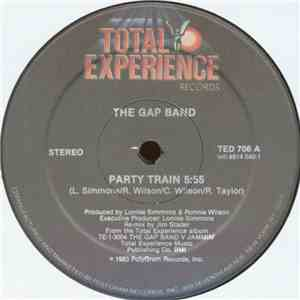 The Gap Band - Party Train download mp3