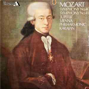 Mozart, Vienna Philharmonic · Karajan - Symphony No. 40 / Symphony No. 41 'Jupiter' download mp3