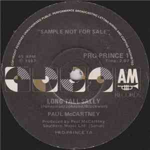 Paul McCartney - Long Tall Sally / I Saw Her Standing There download mp3