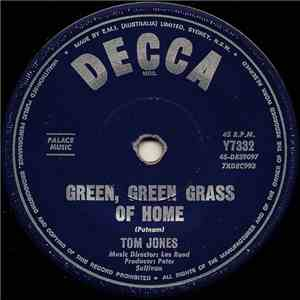 Tom Jones - Green, Green Grass Of Home / If I Had You download mp3