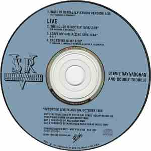 Stevie Ray Vaughan & Double Trouble - Wall Of Denial download mp3