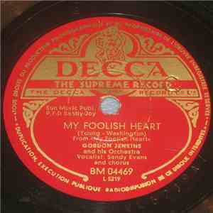 Gordon Jenkins And His Orchestra - My Foolish Heart download mp3