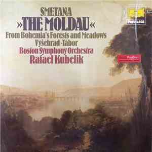 Smetana - Boston Symphony Orchestra / Rafael Kubelik - The Moldau download mp3