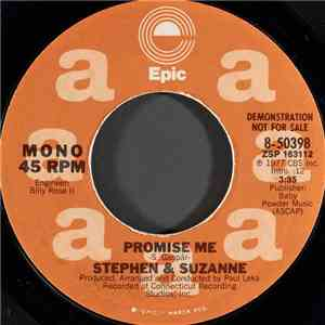 Stephen & Suzanne - Promise Me download mp3