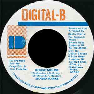 Shabba Ranks - House Mouse download mp3
