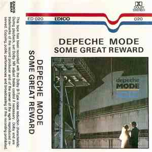 Depeche Mode - Some Great Reward download mp3