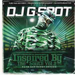 DJ G-Spot & Roam Bad Daddy - Inspired By The South 9 download mp3