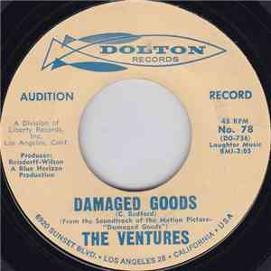The Ventures - Damaged Goods / The Ninth Wave download mp3