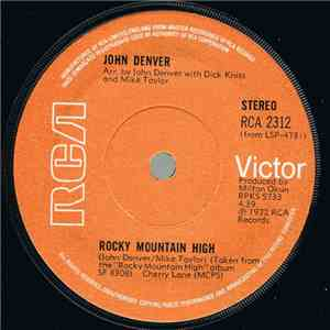 John Denver - Rocky Mountain High / For Baby (For Bobbie) download mp3