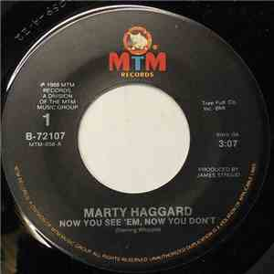 Marty Haggard - Now You See 'Em, Now You Don't download mp3