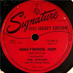 Sam Donahue And His Swing Seven - Hollywood Hop / Catch As Catch Can download mp3