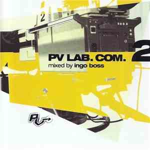 Ingo Boss - PV LAB.COM. 2 download mp3