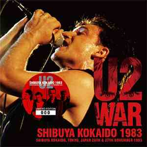 U2 - Shibuya Kokaido 1983 download mp3