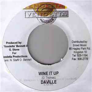 Daville - Wine It Up download mp3