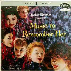 Jackie Gleason - Presents Music To Remember Her (Part 1) download mp3