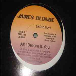 James Blonde - All I Dream Is You b/w Jenny download mp3