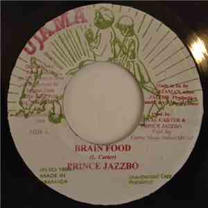 Prince Jazzbo - Brain Food download mp3