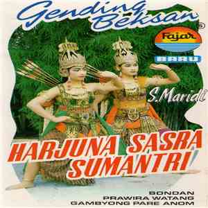 S. Maridi - Harjuna Sasra - Sumantri download mp3
